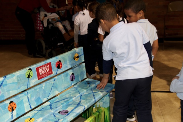 Inclusion Assembly and Buddy Bench Donation